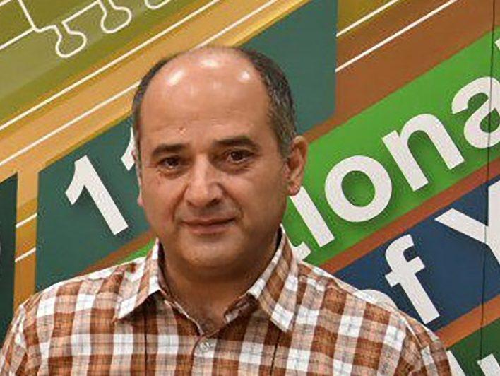استاد مجید سینکی